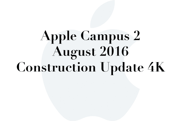 apple campus aug 2016 update