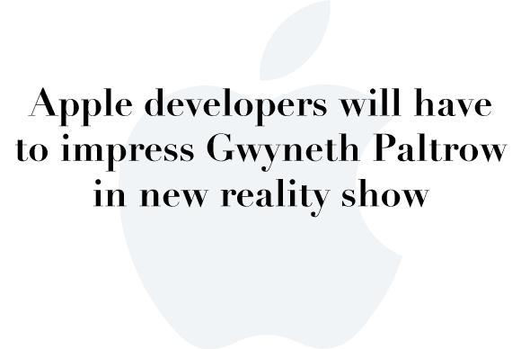 apple developers paltrow