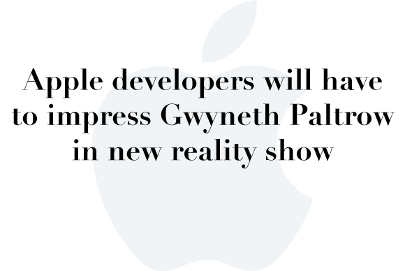 apple developers paltrow