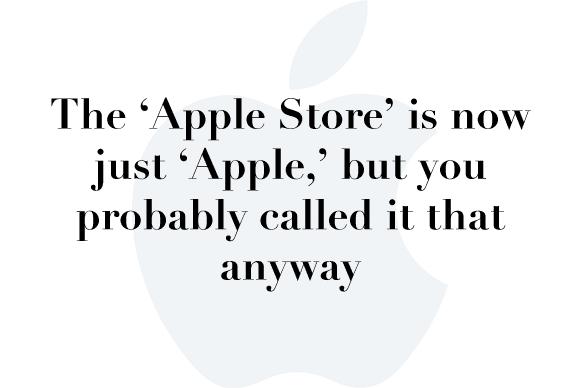 apple store just apple