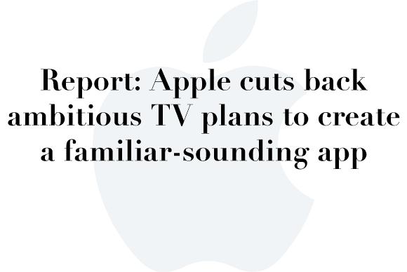apple tv guide
