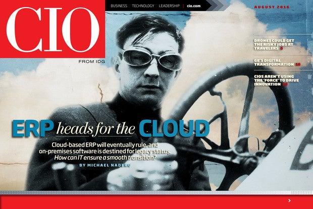 CIO June/July 2016 issue