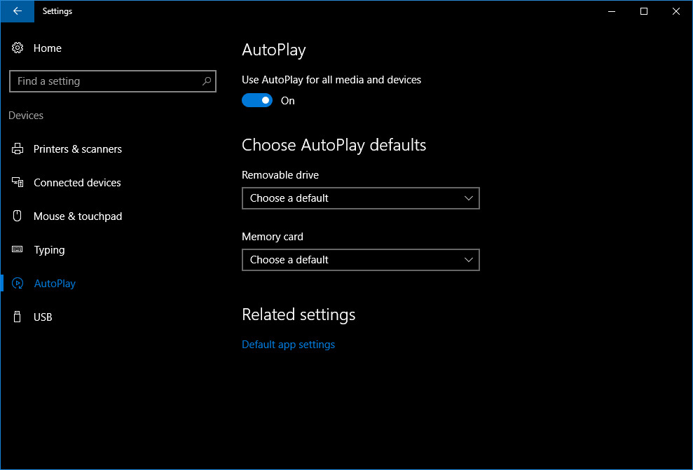 How to adjust your AutoPlay settings in Windows 10 | PCWorld