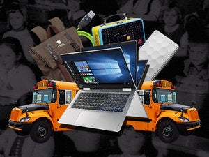 Back to school stuff for the discerning techie (or techie-in-training)