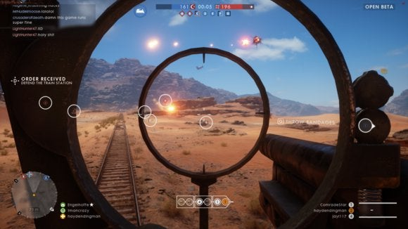 battlefield 1 beta impressions riding an armored train through the