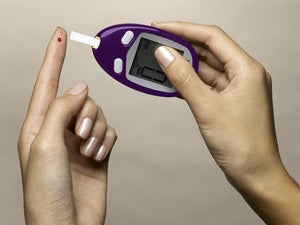 blood test diabetes