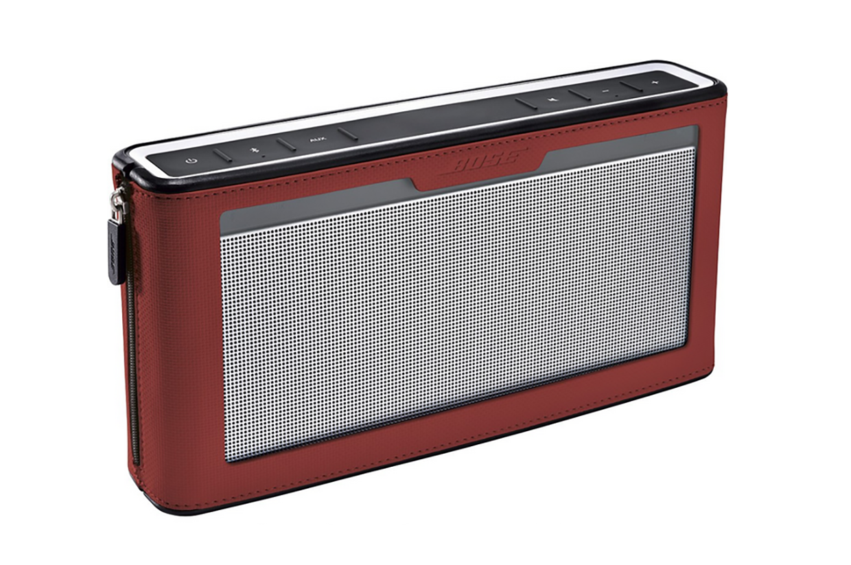 Bose Soundlink Iii Bluetooth Speaker Review Big Sound Small Mini Ii With Travel Bag Covers