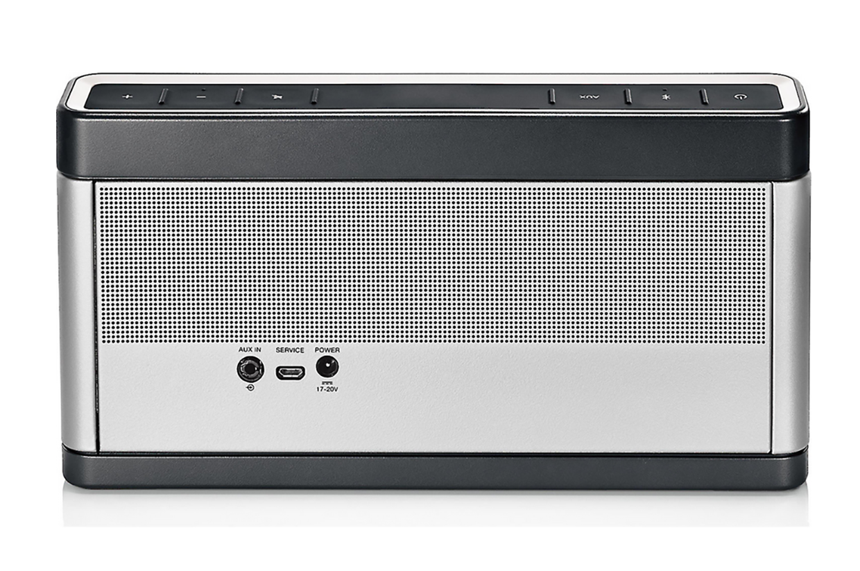 Bose Soundlink Iii Bluetooth Speaker Review  Big Sound
