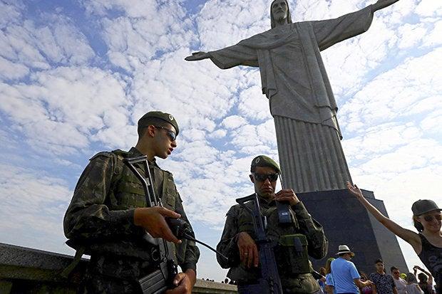 brazil security