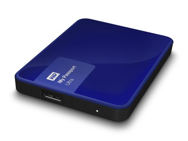 WD My Passport Ultra portable hard drive