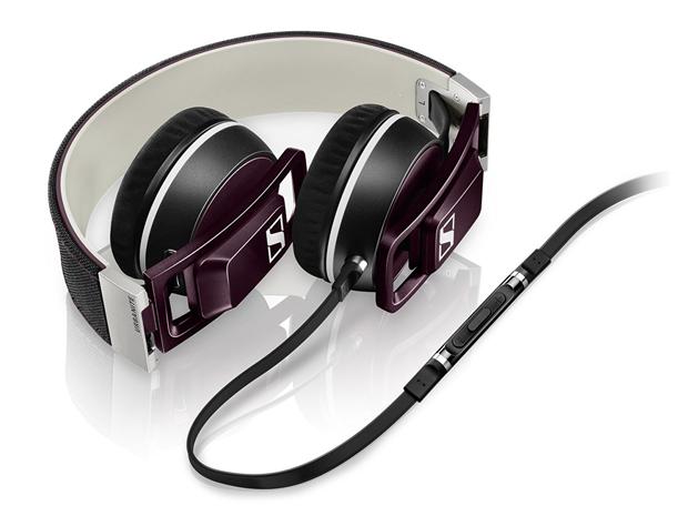 Sennheiser Urbanite on-ear headphones