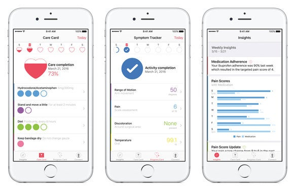 carekit apple ios