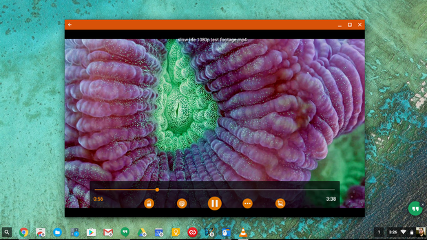 chromebook android apps vlc