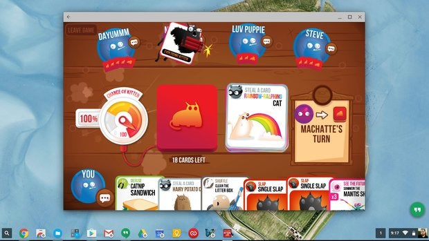 chromebook games exploding kittens