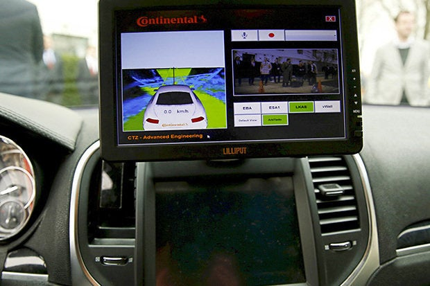 Does entertainment trump security in connected cars?