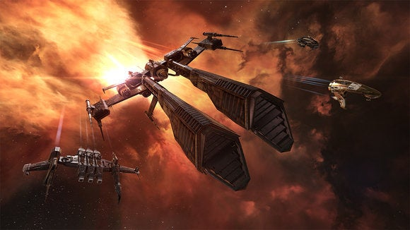 EVE Online goes free to play after 13 subscription-only years of