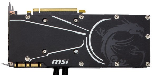 corsair hydro backplate