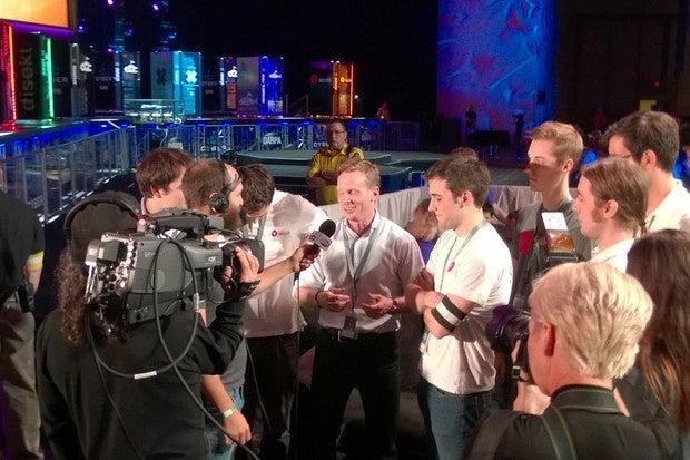 'Mayhem' wins $2M first prize in DARPA Cyber Grand Challenge
