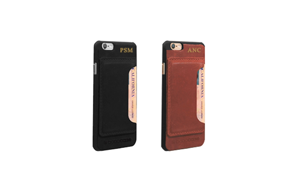 dodocase leathercard iphone