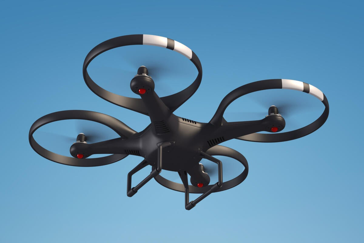 Drone certification: how to earn your wings | CIO