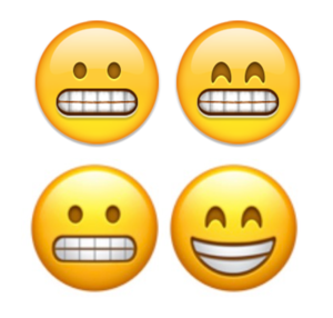 emoji ios10 grimace fixed