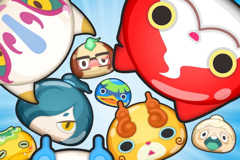 yo kai watch wibble wobble brings the animated show to life through