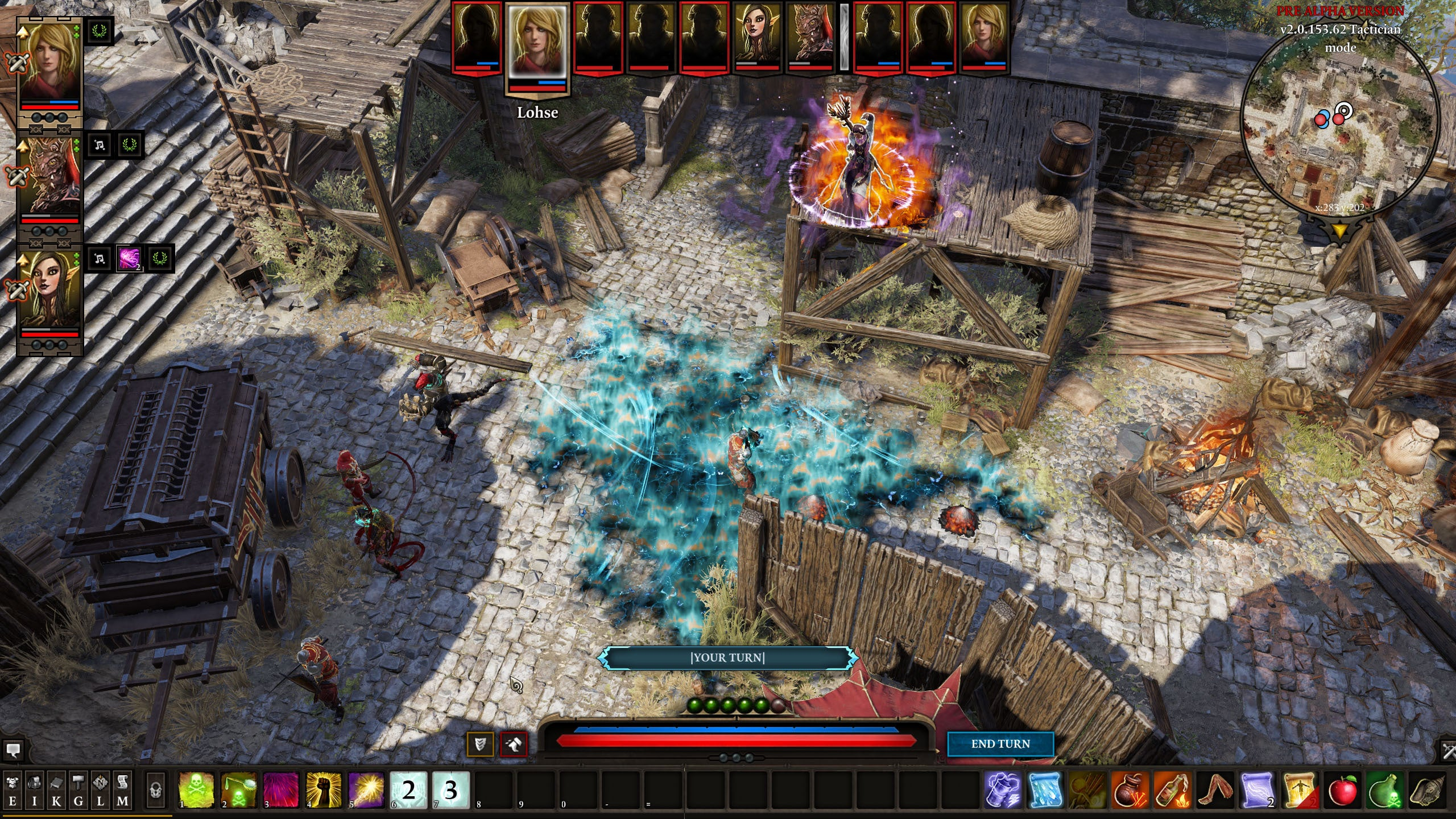 Divinity: Original Sin II preview: Choose your own reactive