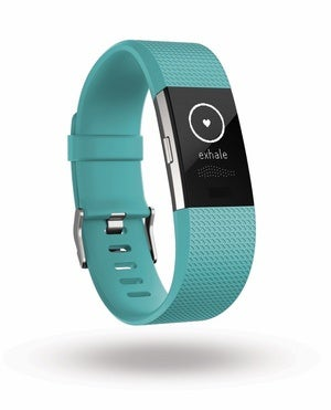 fitbit charge2 3qtr exhale teal