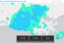 Esri offers free aid to agencies battling disasters