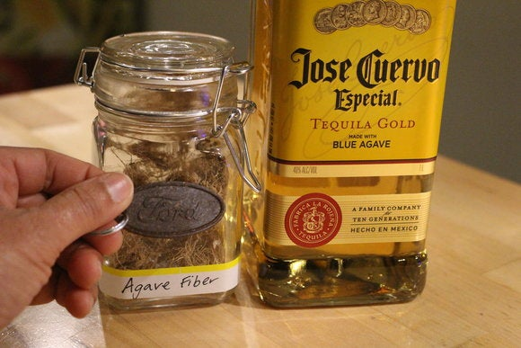 ford sustainability agave fiber tequila margarita