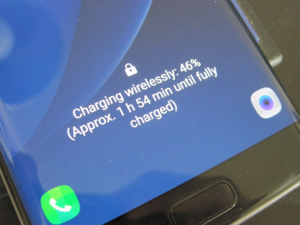 galaxy s7 edge wireless charging