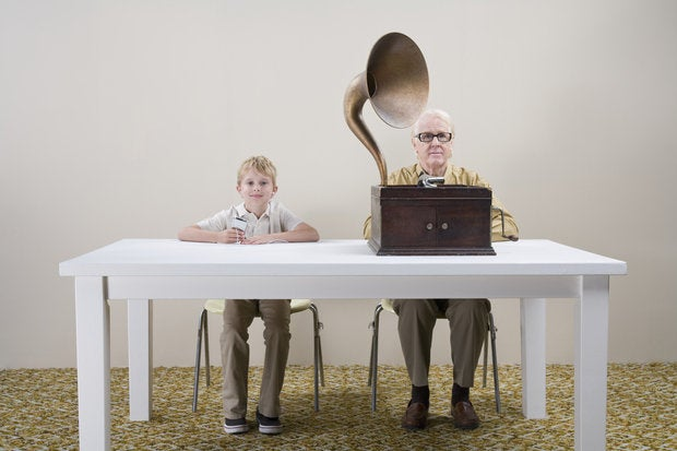 ending generational stereotypes