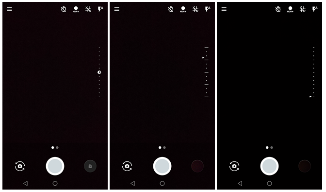 Report: Manual exposure, photo grid options coming to Google