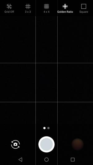 google camera grid