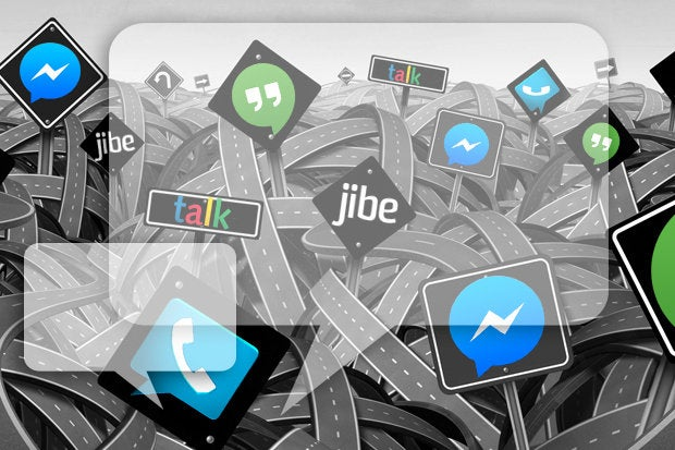 google messaging chaos