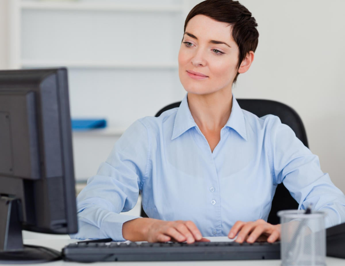 happy women laptop studios