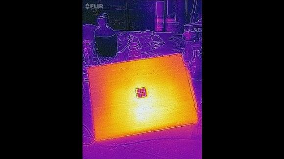heatmap black