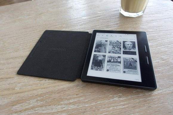 Kindle Oasis review: Amazon's newest e-reader is nearly