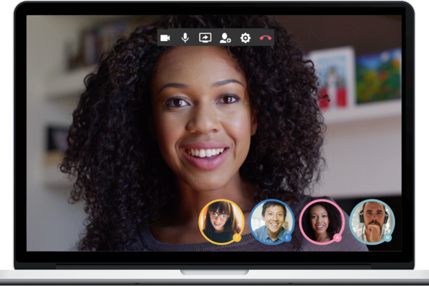 hipchat group video
