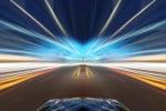 hyper drive light speed fast speeding