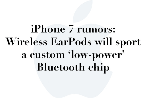 iphone 7 low power bluetooth