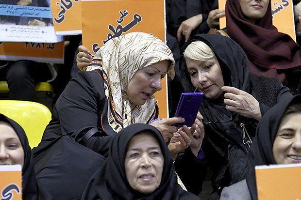 iranian tehran election