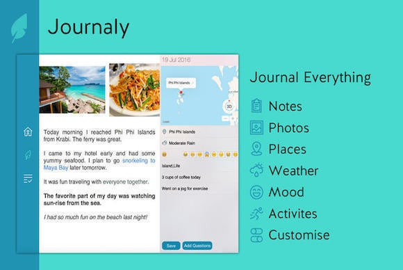 journaly