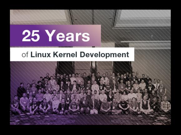 Linux kernel development