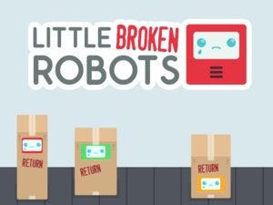 little broken robots primary