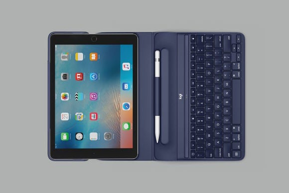 logitech create backlit keyboard for ipad pro 1
