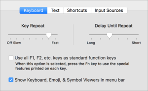 mac911 keyboard menu bar option