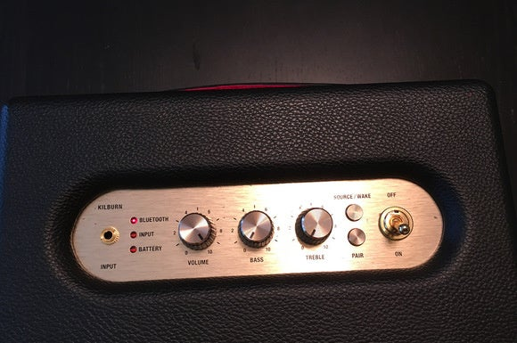 marshall top controls