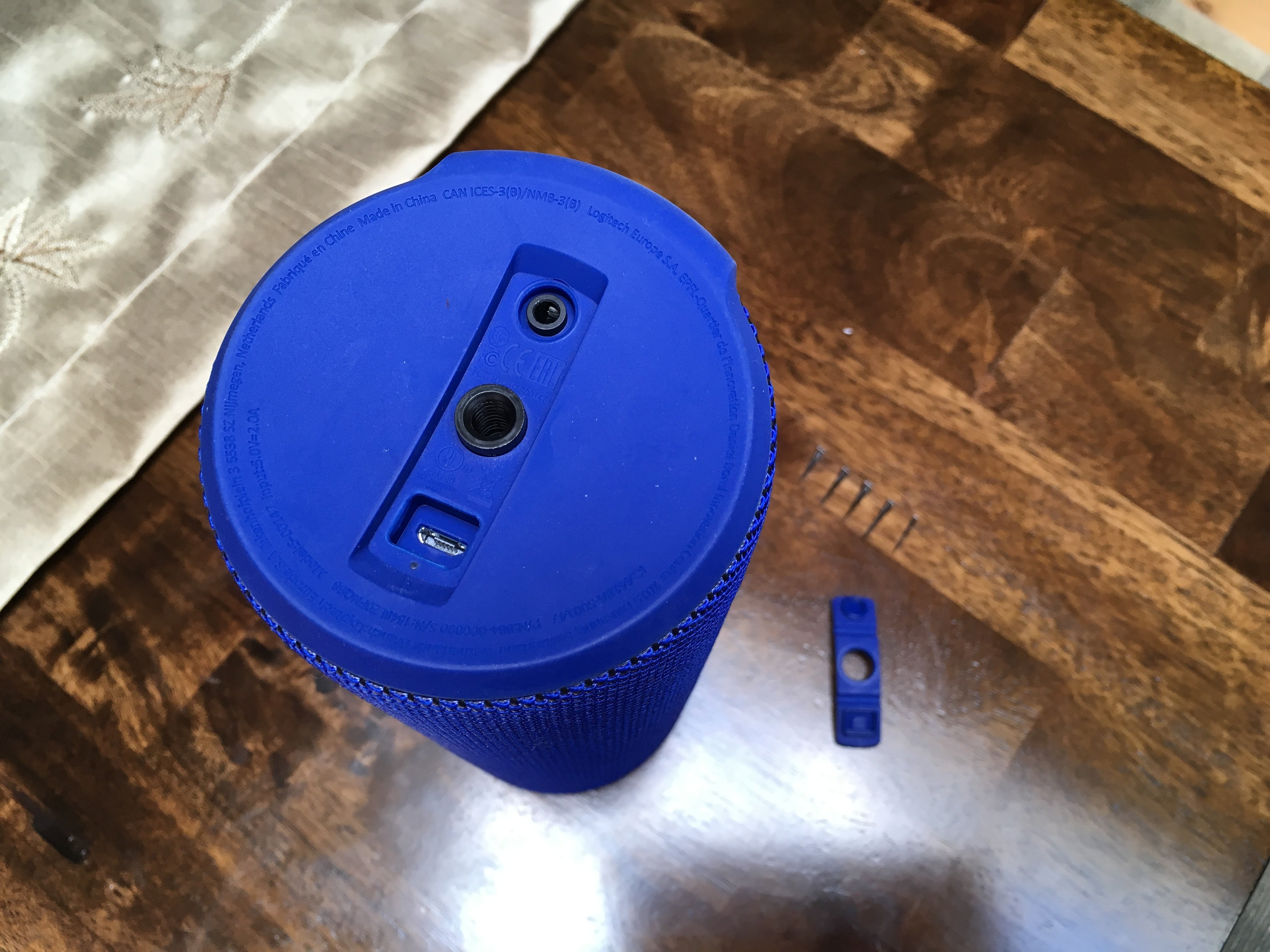 ue megaboom speakers how to connect to pc