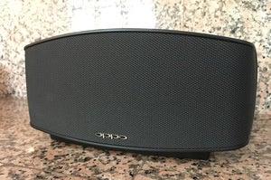 Oppo's Sonica is one sweet-sounding wireless speaker.